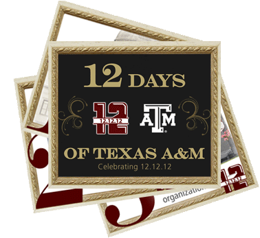 12 Days of Texas A&M