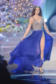 Miss Russia, Elizabeth Golovanova