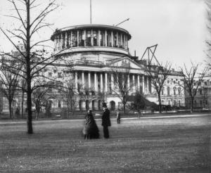 U.S. Capitol 1800