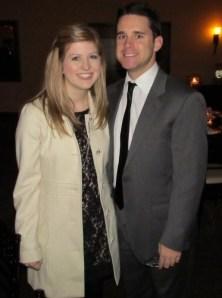 The future Mr. & Mrs. Daniel Howard!!
