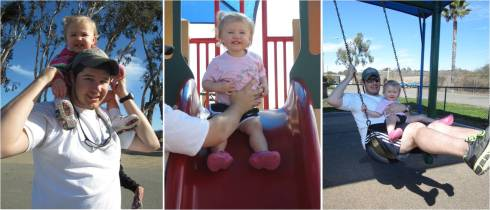 I think Joseph had just as much fun as Chloe