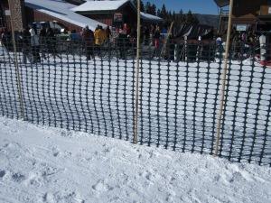 surprisingly sturdy fence.