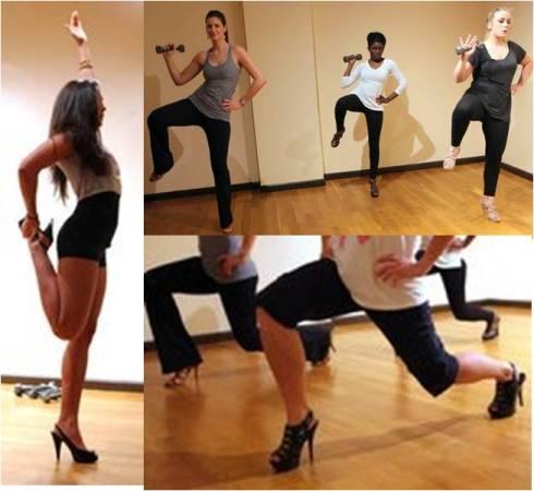 Stiletto Workouts