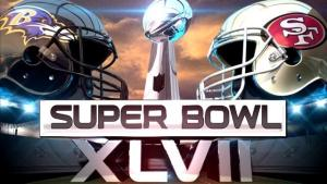 Super Bowl XLVII: Ravens vs. 49ers