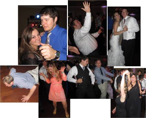 Dancing at Donalds