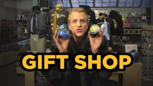 Gift Shop (Thrift Shop Parody)