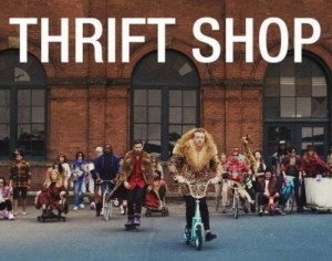 Thrift Shop by Macklemore & Ryan Lewis