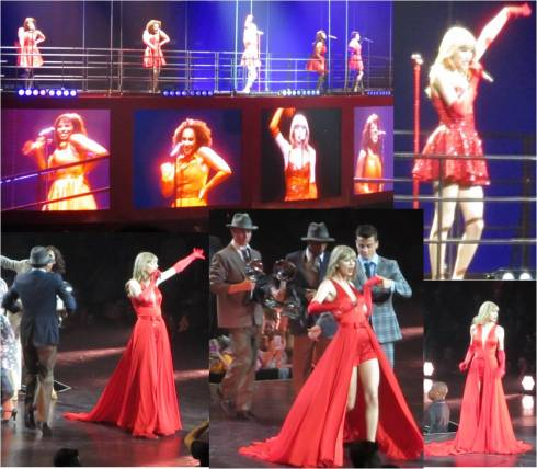 TSwift All Red