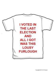 Furlough shirt