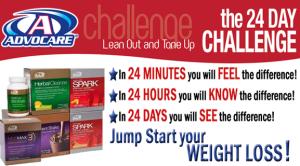 Advocare 24-Day Challenge
