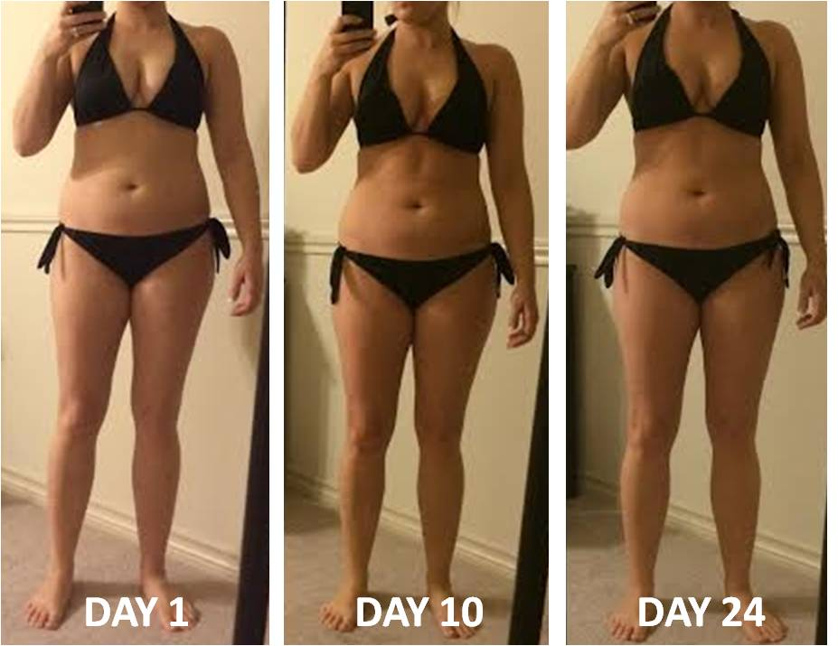 Was matcha green tea powder weight loss results