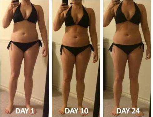 Advocare Front Results