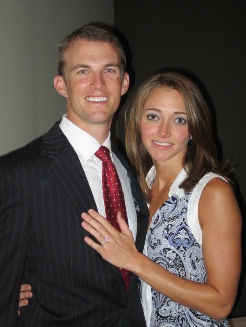 Congrats Jeremy & Christine!