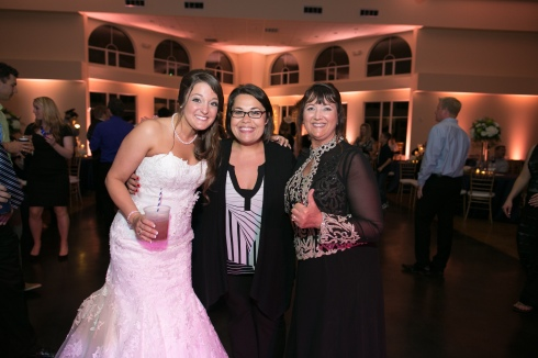 Me, Lacy, and Mom