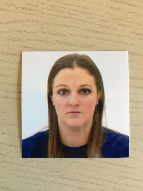 Obviously I don't have any pictures since we haven't gone yet but check out my awesome Passport Mugshot. The guy wouldn't let me smile and made me put my hair behind my ears. In case you were ever curious what it would look like if I got arrested, here you go!
